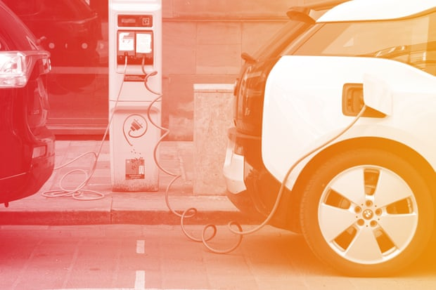 Go electric to cut emissions from driving. This is smart way to reduce your carbon footprint.
