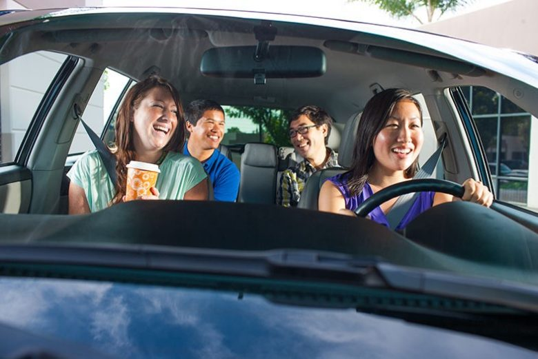 Carpooling is the best way to Reduce Your Carbon Footprint
