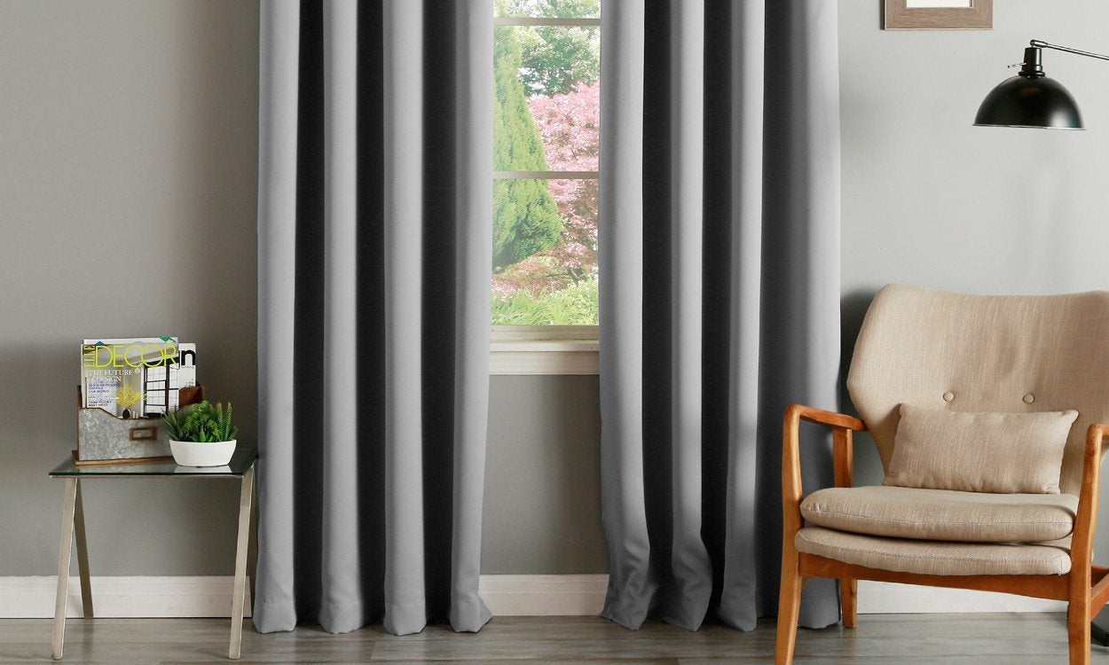 Use curtains as temperature control this is the best way to Reduce Your Carbon Footprint